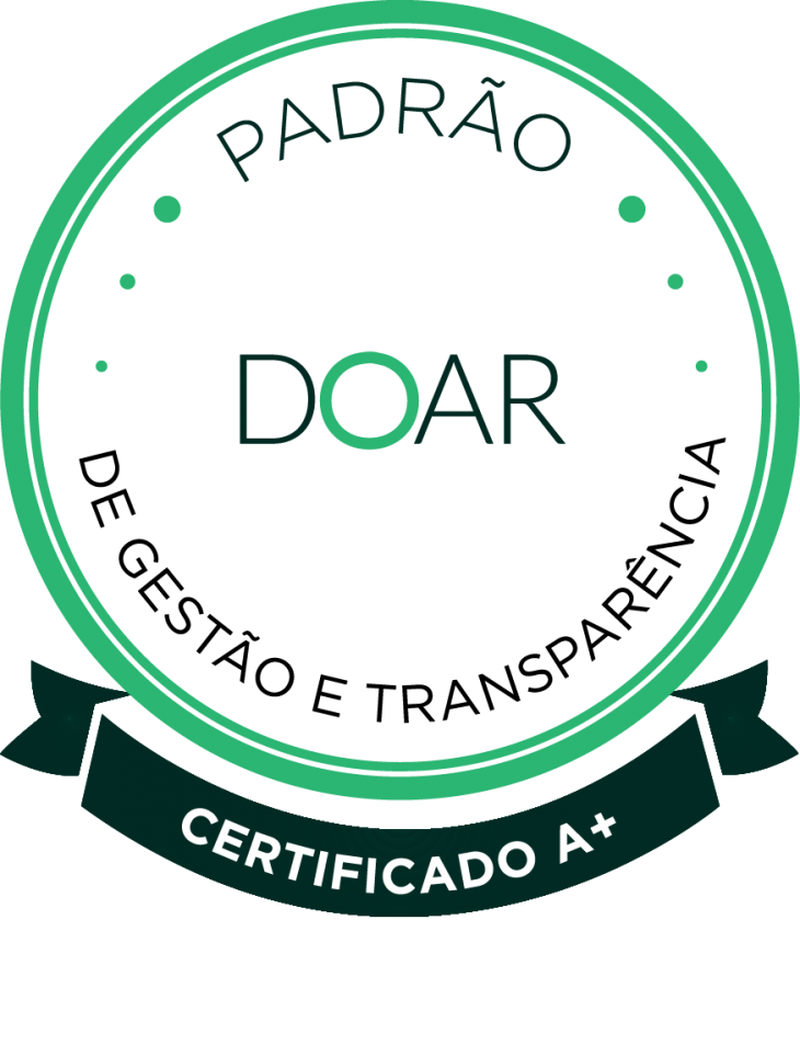 Casa Durval Paiva was certified for the second time by Instituto Doar