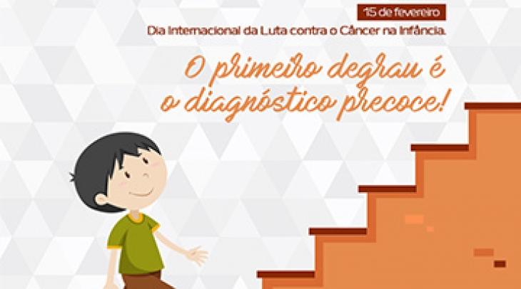 15 de fevereiro é o Dia Internacional de Luta Contra o Câncer Infantil
